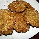 recette Biscuits à l'avoine à l'ancienne