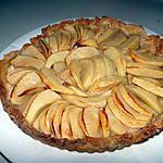 recette Tarte aux pommes simplissime de didoumiam