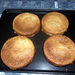 recette Petit gateau aux pommes mascarpone