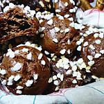 recette Chouquettes au chocolat sans gluten et sans lactose