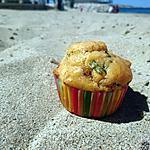 recette Muffins fêta, tomate séchée, basilic