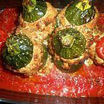 recette Courgette rondes farcies a l italienne