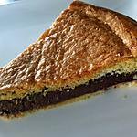 recette Gateau basque chocolat/praliné