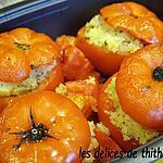 recette tomates farcies aux pommes de terre