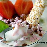 recette Un yaourt pas comme les autres!