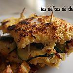 recette cordon bleu à la bresaola et courgettes