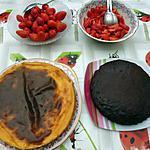 recette Dimanche en famille, dessert