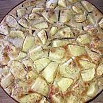recette Clafouti aux pommes Light
