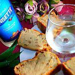 recette GÂTEAU DE PATATE DOUCE à la Liqueur d'Anisette et Pépites de Chocolat au lait Croustillant