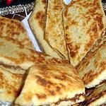 recette BRADJ (Gâteaux de semoule aux dattes)