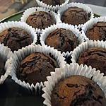 recette Muffins moelleux chocolat-orange