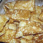 recette Crêpes farcies au roquefort
