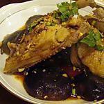 recette Canard à la vapeur façon chinoise
