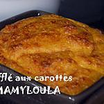 recette Soufflé aux carottes