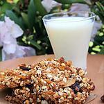 recette Flapjacks Bio, sans gluten, sans lait, sans oeufs
