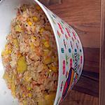 recette Salade de riz thai
