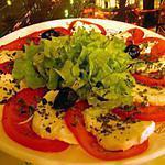 recette tomates a la mozzarella