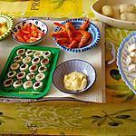 recette apéritif  anchois marinés de carmen  et autres idées