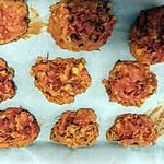 recette scones poisson petits pois carottes