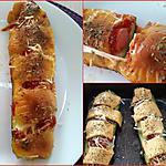 recette Hot dog de courgette