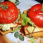recette Tomate burger