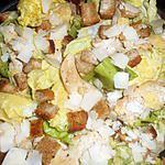 recette Salade caésar