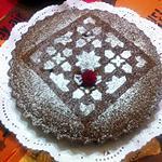 recette cake au yaourt et chocolat