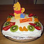 recette Gâteau mandarine ( Winnie l'ourson )
