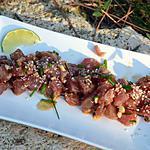 recette Tartare de thon rouge
