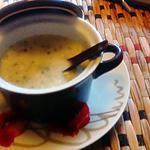 recette potage salsifis       champignons    persil