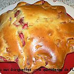 recette Gâteau aux Gariguettes