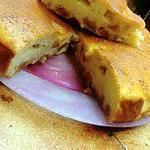 recette Moelleux aux pommes caramélisées