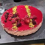 recette bavarois croustillant fraise framboise simplissime!