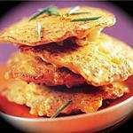recette Palets de chou-fleur au curry