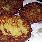 recette Plenzé galettes de pomme de terre polonaise