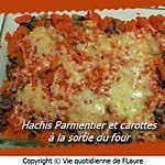 recette Hachis Parmentier et carottes