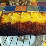 recette CAKE à L'ANANAS