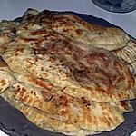 recette Crêpes turc farcies a la viande