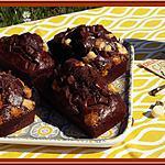 recette Petits cakes tout chocolat