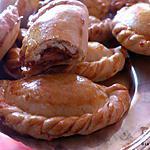 recette Empanadas au thon et à la tomate (Chaussons)