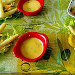 recette asperges   sauce hollandaise