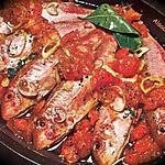 recette Rougets rapides façon Provence