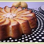 recette Gâteau ultra léger aux poires