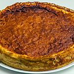 recette Flan pâtissier à la vanille