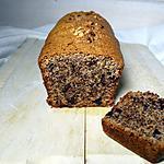 recette Cake aux noix sans gluten et sans lactose