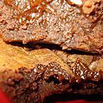 recette Fondant au chocolat toblerone de Cyril Lignac