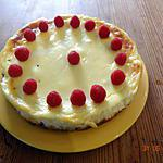 recette MY FIRST CHEESECAKE