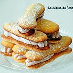 recette Biscuit à la cuillère parfumé à la badiane (sans beurre)