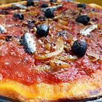 recette Piscialandrea ou Pissaladière italienne