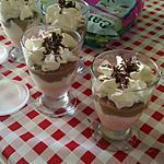 recette Verrines enfantines mars vanille Tagada ®